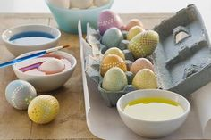 How to Make Easter Egg Critters