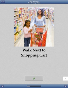 i See-quence... Going to the Grocery Store - Educational App
