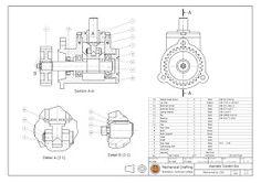 วิจิตร ชัยมงคลมณี : Wijit Chaimongkonmanee: ตัวอย่างแบบงานเขียนแบบ Cad Computer, Isometric Drawing, Autodesk Inventor, 3d Drawings, Mechanical Design, Autocad, Engineering, Diagram, Cnc