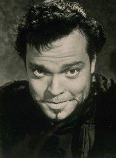 Orson Welles, 1952.