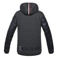 Jacken/ Westen : Kingsland Unisex Wendejacke Boomer
