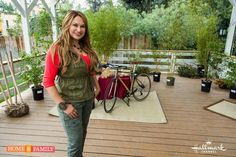 """HAPPY EARTH DAY & SET YOUR DVR'S! """"Bamboo: Giant Grasses"""" tomorrow on Home & Family on Hallmark Channel USA at 10am pst. Learn about this gorgeous plant and some amazing products made from one of the earth's most sustainable treasures! Featuring bamboo from Botanical Partners Home of Bamboo Headquarters."""