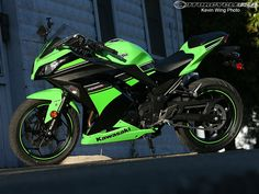 The National Highway Traffic Safety Administration has issued a recall notice for certain 2013 model year Kawasaki Ninja 300 ABS motorcycles, due to a potential issue with the Anti-Lock Brake System. Kawasaki Motorcycles, Cars And Motorcycles, 2013 Kawasaki Ninja 300, 300 Abs, Jacked Up Trucks, Bobber Motorcycle, Hot Bikes, Biker Chick, Sexy Cars