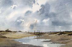 James Fletcher-Watson - Morston Marsh, Norfolk