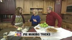 (KUTV) Janell Brown, the owner of One Sweet Slice, spills all of her secrets on making the perfect pie.Caramel Apple PieIngredients:1 whole Pie Crust6 cups (to 7 Cups) Peeled And Sliced Granny Smith Apples½ whole (juice Of) Lemon½ cups Sugar