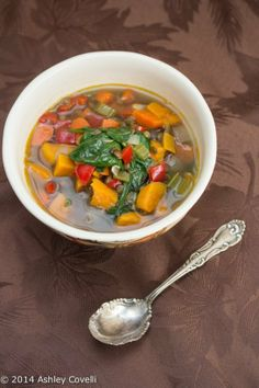 Hearty Winter Soup with Lentils