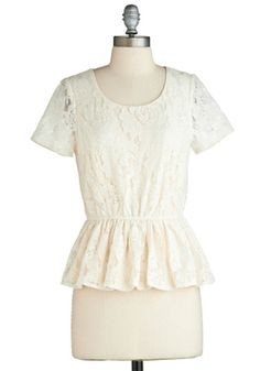 $39.99 Special Day Top, #ModCloth