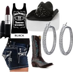 """""""My Ideal Outfit UTM Rodeo weekend as an Alumni"""" by folasayo-salami on Polyvore"""