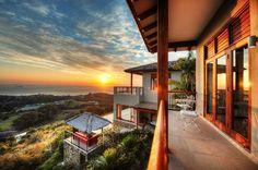 Luxury French Villa in Sub Tropical Coffs Harbour, NSW Villa Vivante