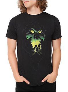"""<p>Black T-shirt with""""""""Be Prepared!"""""""" design by Vo Maria.</p>  <ul> <li>100% cotton</li> <li>Wash cold; dry low</li> <li>Imported</li> <li>Listed in men's sizes</li> </ul>"""