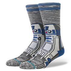 Stance X Star Wars Tatooine Crew Socks Men's Size Large 9-12