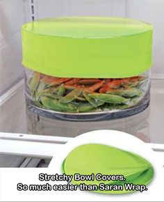 Awesome cling wrap alternative