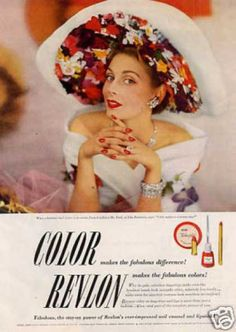 Revlon Make-up (1949)- mos def, Toodaloo Girl
