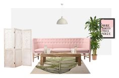 """""""Untitled #289"""" by maevey ❤ liked on Polyvore featuring interior, interiors, interior design, home, home decor, interior decorating, Americanflat, ESPRIT, Nearly Natural and &Tradition"""