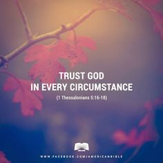 REDE MISSIONÁRIA: TRUST IN GOD