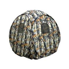 KillZone Hunting Pop-Up Ground Blind Turkey Deer Hunting Blind with Open Woods Camo 4N: Home away from home ... anytime, anywhere