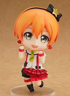 Amazon.com: Good Smile Love Live!: Rin Hoshizora Nendoroid Figure: Toys & Games
