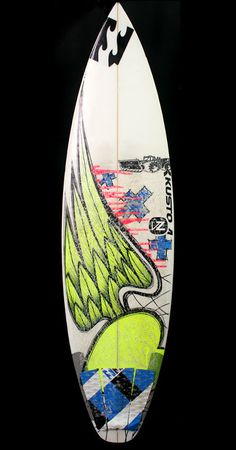 Forget me no JS industries surfboards