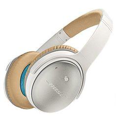 #LieberDschinni, die hätte ich gern, da mir selbst die Universitätsbibliothek nicht leise genug ist (: Bose ® QuietComfort ® 25 Acoustic Noise Cancelling ® headphones