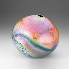 Greg Daly, After the Fires, 2015, lustre glaze ceramics | sabbia gallery