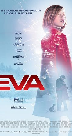 Directed by Kike Maíllo.  With Daniel Brühl, Marta Etura, Alberto Ammann, Claudia Vega. A shy genius is employed by his former university to design robot software.