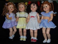 Saucy Walkers!    My doll was Norma