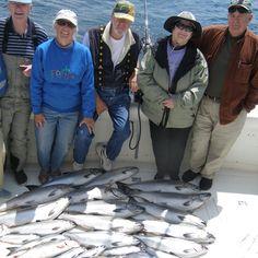Winthrop Harbor, IL - Kinn's Sport Fishing -www.kinnskatch.com