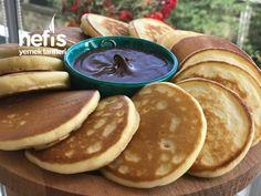 Pankek (Çok Pratik) – Nefis Yemek Tarifleri Diet And Nutrition, Pancakes, Blog, Cooking Recipes, Eat, Breakfast, Baby Knitting, Knitting Patterns, Morning Coffee