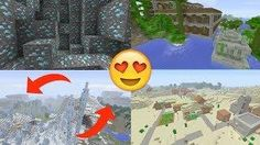 Minecraft - Top 7 Greatest Seeds of All Time! (PS4, Xbox One, PS3, Xbox 360, Wii U, PC, PE)