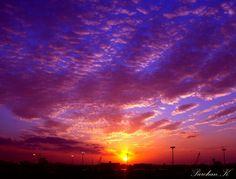 """""""Sharjah's sky"""""""