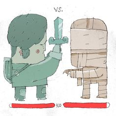 VOTE FOR YOUR FAVORITE FIGHTER (on the comments)!!! The heroic survivor will return for a next match... until he/she looses!!! #betteo_DEATHMATCH by patricio.betteo