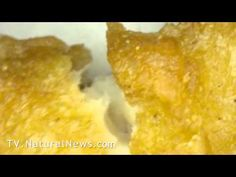 Chicken McNuggets contain strange fibers - microscopic forensic investigation by the Health Ranger