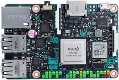 Asus Tinker Board is a Raspberry Pi-like mini PC with a processor Arduino, Computer Technology, Educational Technology, Computer Tips, Business Technology, Technology News, Pi Computer, Electronics Gadgets, Electronics Projects