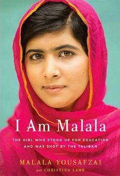 """""""i am malala"""" by malala yousafzai"""