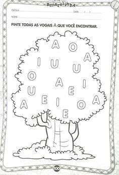 Hoje trago uma série de Atividades Educativas com vogais.São atividades prontas para imprimir para educação infantil e alunos do primeiro ano ou ainda para alunos que tenham que fazer reforço escolar na alfabetização infantil. As atividades...