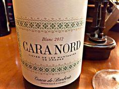 El Alma del Vino.: El Celler de la Cara Nord Blanc 2012.