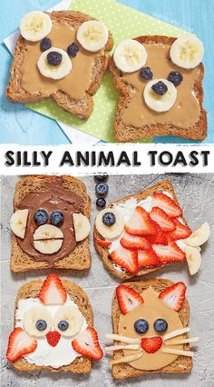 Quick and Easy Snack Ideas For Kids (healthy & fun!) - Quick and Easy Snack Ideas For Kids (healthy & fun! Easy Snacks For Kids, Food Art For Kids, Cute Snacks, Snacks To Make, Cute Food, Healthy Kids, Fun Recipes For Kids, Snacks For Toddlers, Food For Children