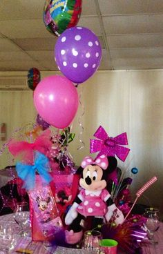Minnie boutique decoration Boutique Decor, Minnie Mouse Party, Party Time, Birthday Parties, Birthdays, Party Ideas, Decoration, Event Organization, Party