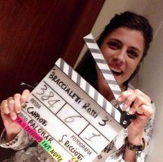 Francesca Valtorta torna nella terza edizione di Braccialetti Rossi Gossip News, Palermo, Teen Wolf, 3, Aurora, Movies, Films, Film Books, Movie