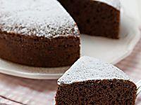 Torta 12 cucchiai al cacao ricetta facile | Ho Voglia di Dolce