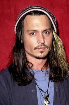 Johnny Depp Wears Hats 2011, male actor, sexy guy, steaming hot, beard, long hair, eye candy, portrait, photo