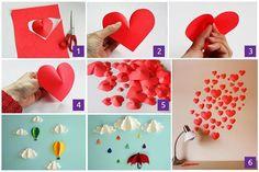 20 Idea Luar Biasa DIY Hiasan Dinding Hanya Guna Kertas […]