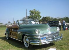 Chrysler Town & Country - 1948