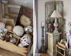 e-magDECO: Zdobenie Magazine: Vianoce v Provence