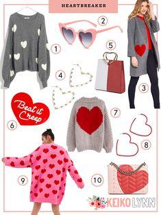 f9f567f55dfe8 Heartbreaker: 10 Heart themed pieces you'll love