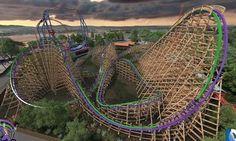 Six Flags Unveils It