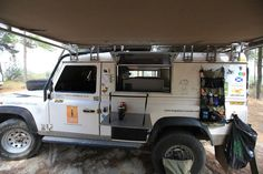 This blog is about our Africa Overland trip in a Land Rover Defender 100 300 TDi, from London to Cape Town in 2010/11 via West Coast Route