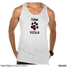 Team Vizsla Tank Tops Tank Tops