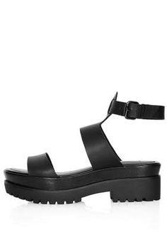 FERNANDO Chunky Sandals - Creepers & Flatforms - Flats - Shoes