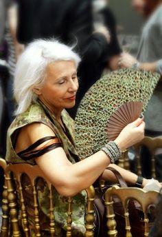 Das ist, wie ich würde nach 50 (40 Ältere Mode-Ideen) 0061 Dressing werden